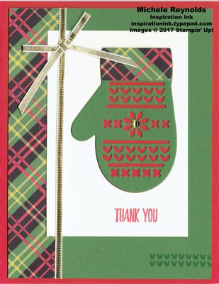 Smitten mittens plaid thank you watermark