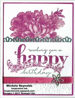 Happy wishes berry birthday watermark
