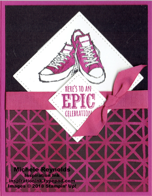 Epic celebrations shoe diamonds watermark