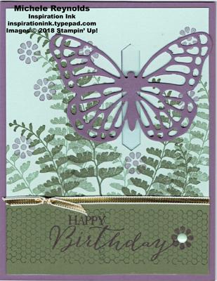 Butterfly basics folding butterfly watermark