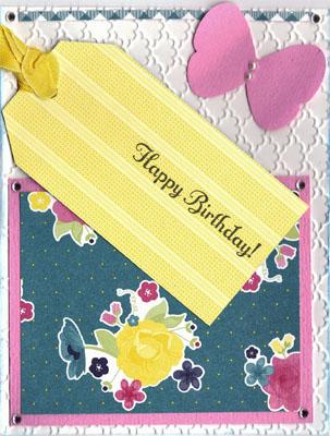 Birthday card from pat carmody