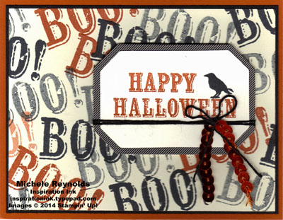 Boo-tiful bags kit boos halloween watermark