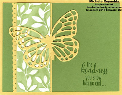Lotus blossom butterfly kindness watermark