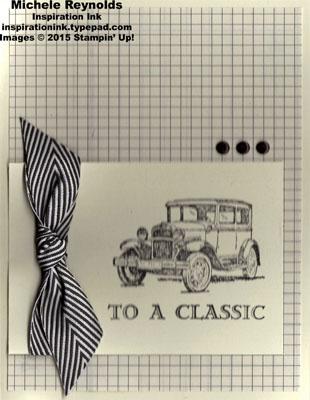 Guy greetings classic car watermark