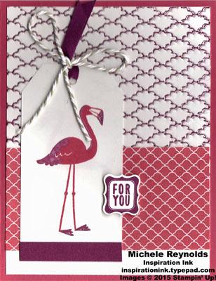 Flamingo lingo flamingo tag watermark