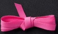 Melon mambo cotton ribbon