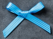 Pacific point stitched satin ribbon