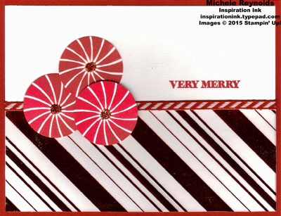Crazy about you christmas peppermints watermark