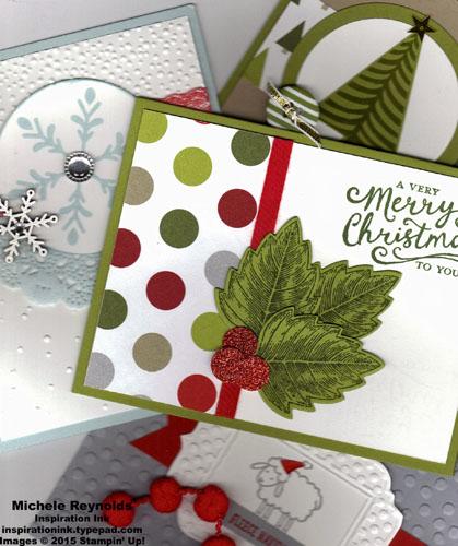 September christmas card camp watermark