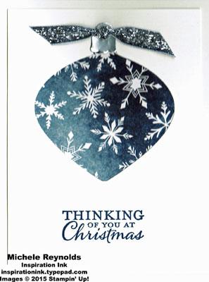 Embellished ornaments snowflake ornament watermark