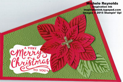 Reason for the season poinsettia twisted card watermark