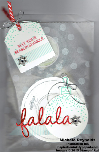 Sparkly seasons gift bag watermark