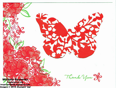 What i love watermelon butterfly watermark