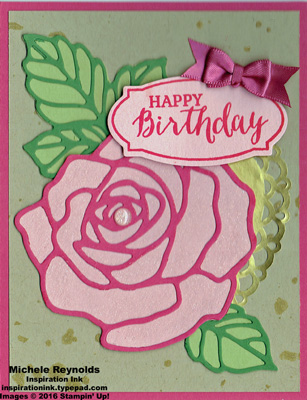 Rose wonder rose birthday watermark