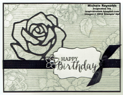 Rose wonder elegance rose birthday watermark