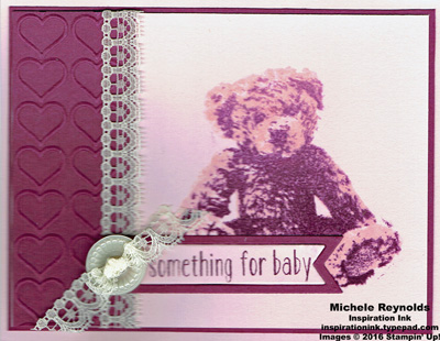 Baby bear razzleberry bear watermark