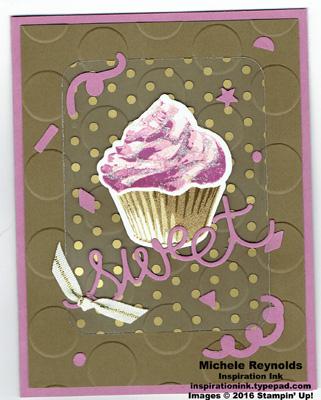 Sweet cupcake sugarplum cupcake sprinkles watermark