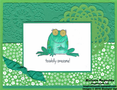 You're sublime emerald cucumber toad watermark