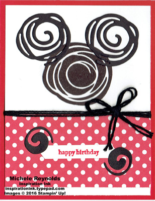 Swirly bird mickey mouse birthday watermark