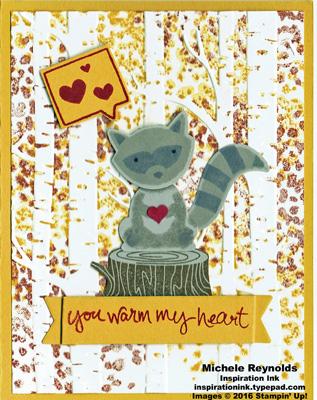 Foxy friends bobble head raccoon watermark