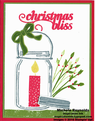 Jar of love christmas candle jar watermark