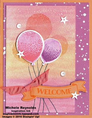 Balloon celebration sunrise balloon bouquet watermark