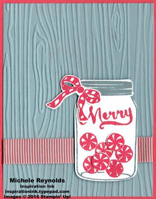 Jar of cheer watermelon mints watermark
