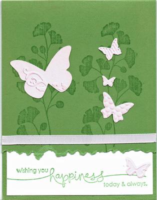 Birthday card janet ward