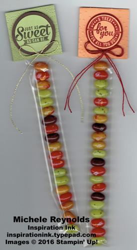 Sweet stack jelly bean treats watermark
