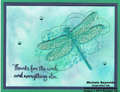 Dragonfly dreams bleached wing dragonfly watermark