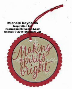 Tin of tags bright snowflake tag watermark
