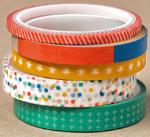Party animal washi tape
