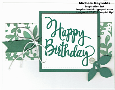 Stylized birthday delightful daisy strip watermark