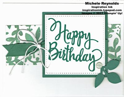 Stylized birthday delightful daisy strip watermark
