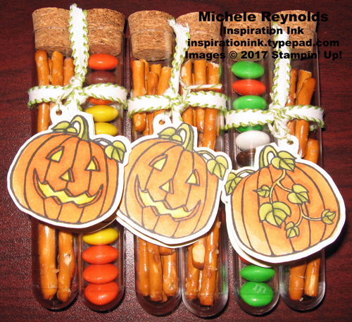Seasonal chums test tube treats watermark