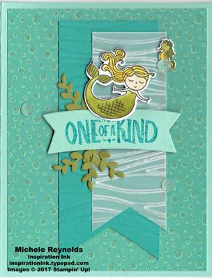 Magical day mermaid banners watermark