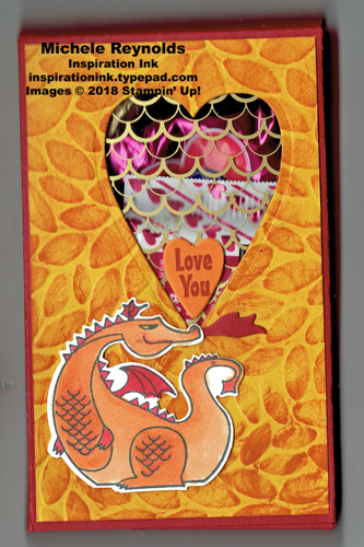 Magical day dragon love box watermark