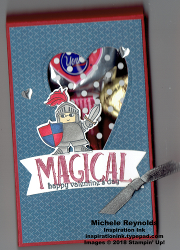Magical day knight love box watermark