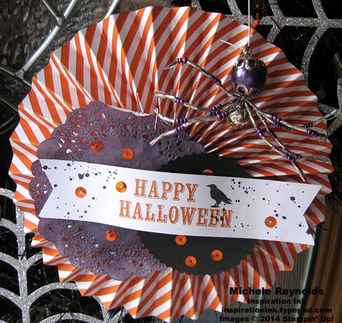 Boo-tiful bags kit halloween wreath close up watermark