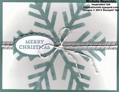 Simply snowflake kit variation 6 watermark