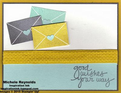 Lovely amazing you wishes envelopes watermark