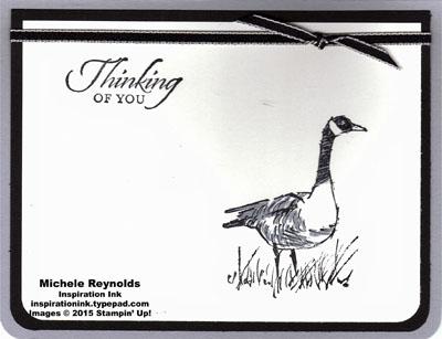 Wetlands smoky goose watermark