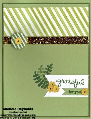 Endless thanks grateful ferns watermark