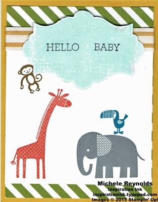 Zoo babies tricia card watermark