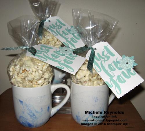 Botanicals for you popcorn mugs