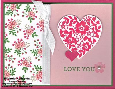 Bloomin' love fairhaven card watermark