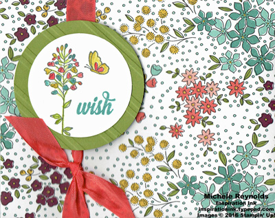 Flowering fields book to look envelope watermark