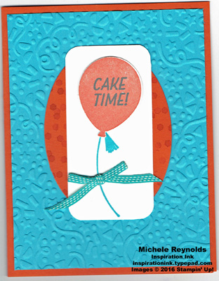 Party pants cake time balloon watermark
