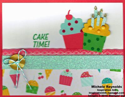 Party pants cupcake time watermark