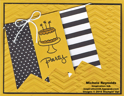 Endless birthday wishes party banner watermark